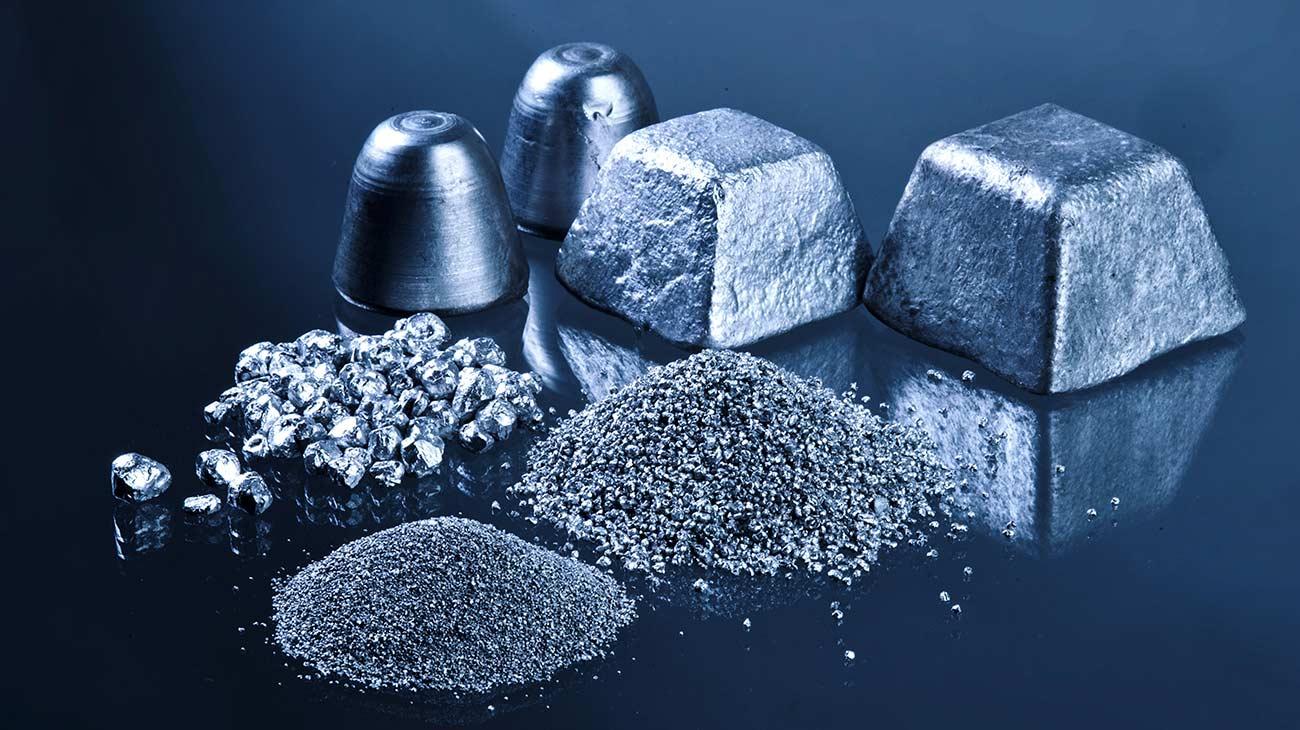 aluminium-rohstoff