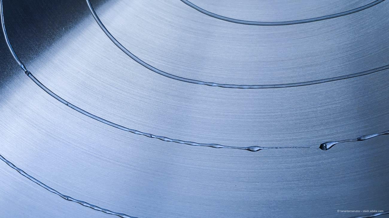 Aluminium kleben