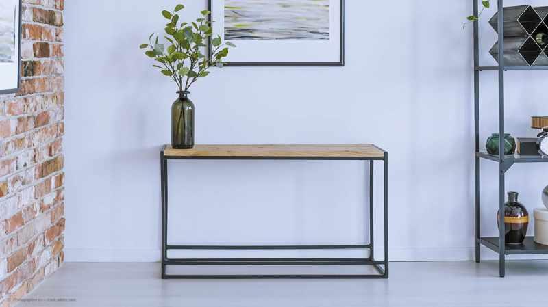 Diy Möbel Aus Stahlprofilen