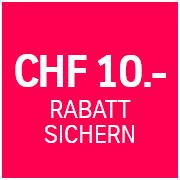 Promo CHF 10 Gutschein