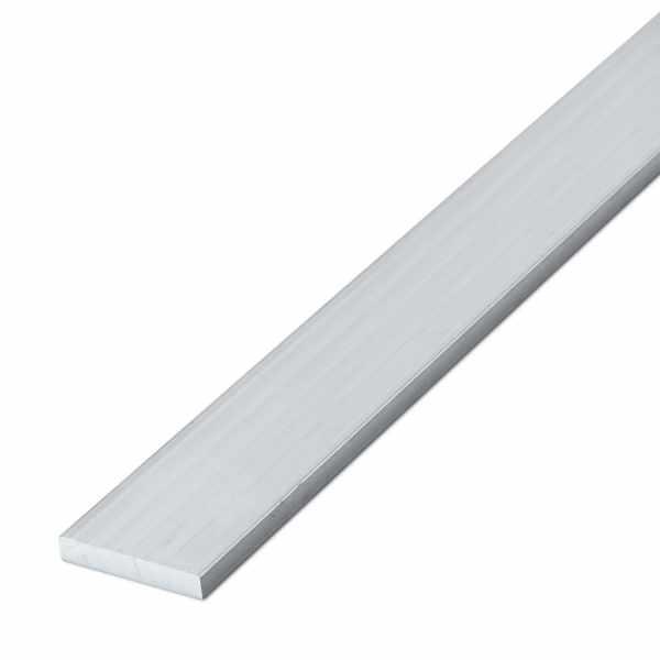 Aluminium-Flach